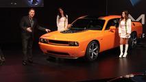 2014 Dodge Challenger R/T Shaker at SEMA 06.11.2013