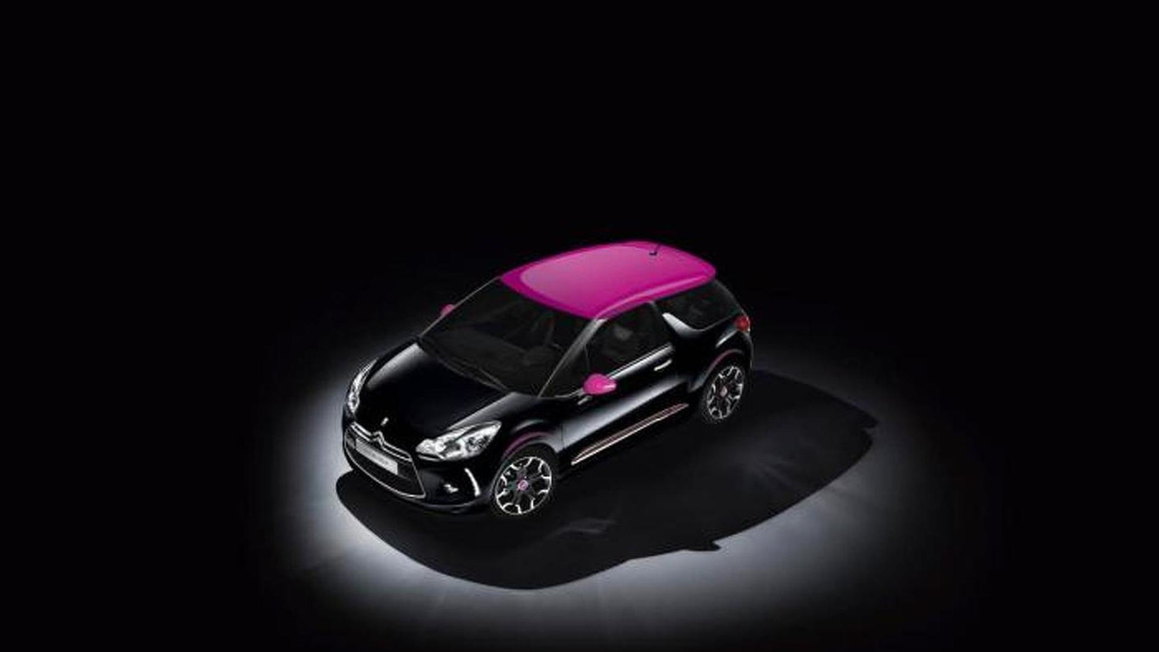 Citroen DS3 Dark Rose