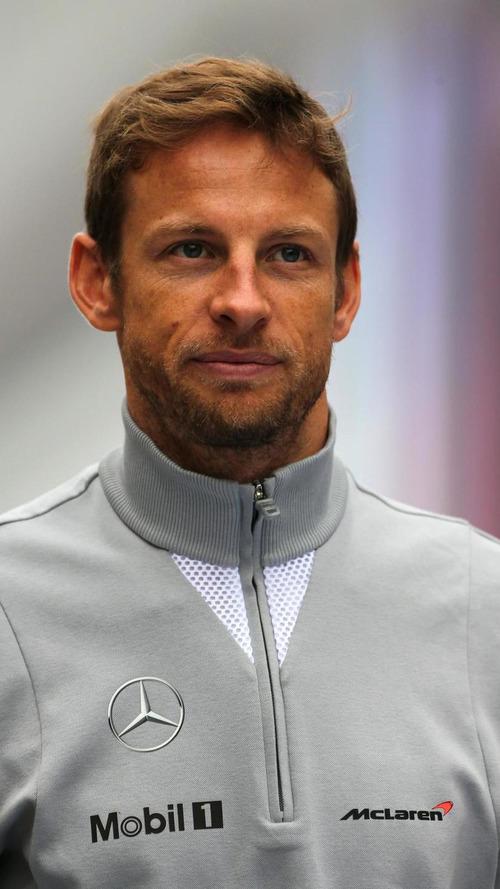 McLaren denies Button leg injury reports