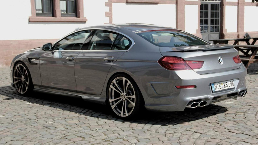 Kelleners Sport previews their BMW 6-Series GranCoupe