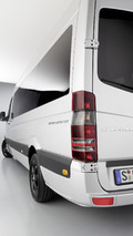 Mercedes Sprinter 20th anniversary special edition announced
