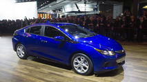 2016 Chevrolet Volt live at NAIAS
