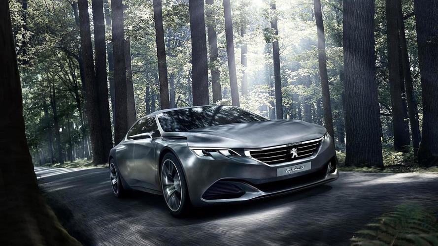 Peugeot bringing slightly different Euro-spec Exalt concept to Paris Motor Show