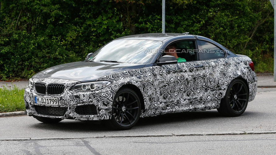 BMW M2 Coupe believed to cost €54,000