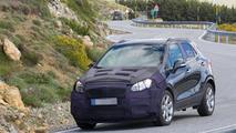 Buick Encore Facelift spy photo