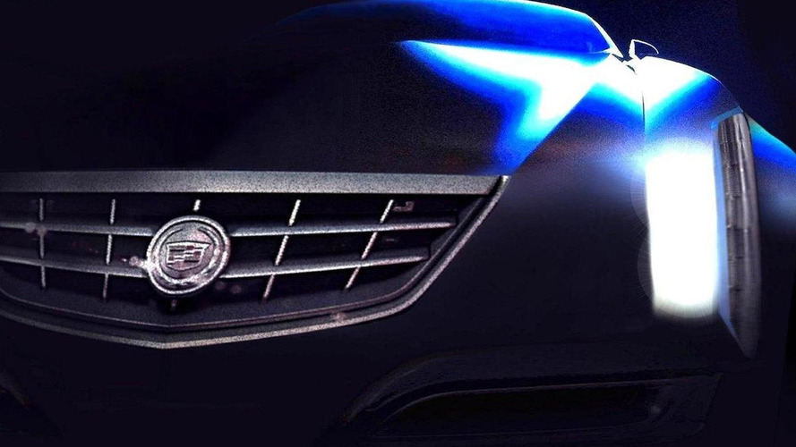 Cadillac glamour concept comes into focus - new images surface