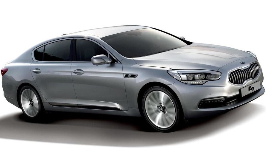 Kia K9 flagship coming to the U.S. as the K900 - report