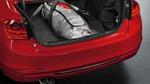 BMW 3 Series Sedan, ski and snowboardbag, Sport Line 17.02.2012