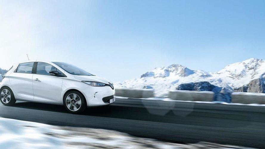 Renault Zoé - 400 kilomètres d'autonomie sur la nouvelle version