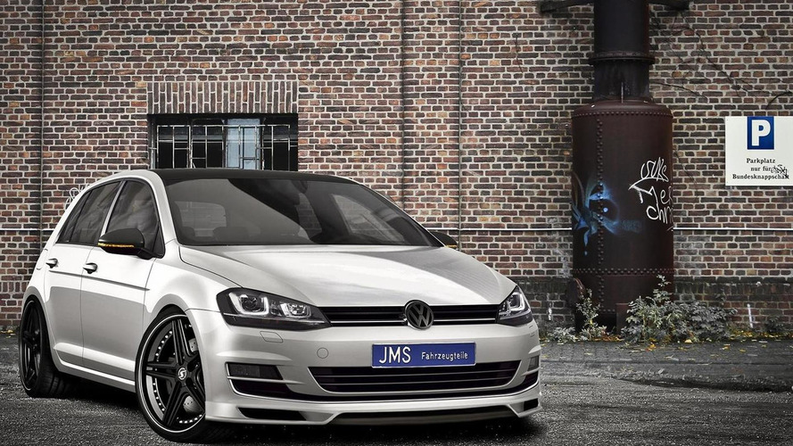 JMS previews styling program for Volkswagen Golf VII
