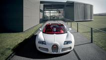 Bugatti Veyron Grand Sport Wei Long debuts in Beijing
