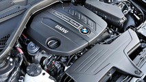 BMW 4-cylinder diesel engine with TwinPower Turbo