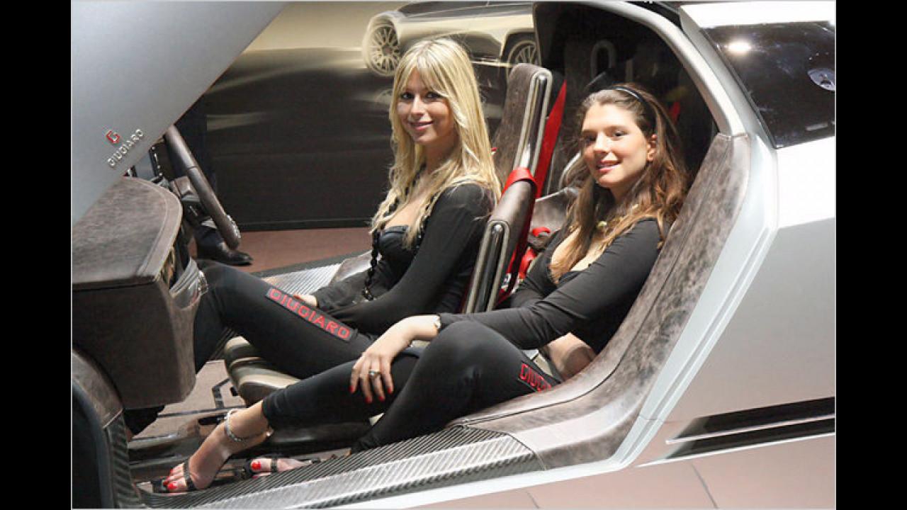 Nette Einblicke: Wir wünschen uns mehr solcher Autos!