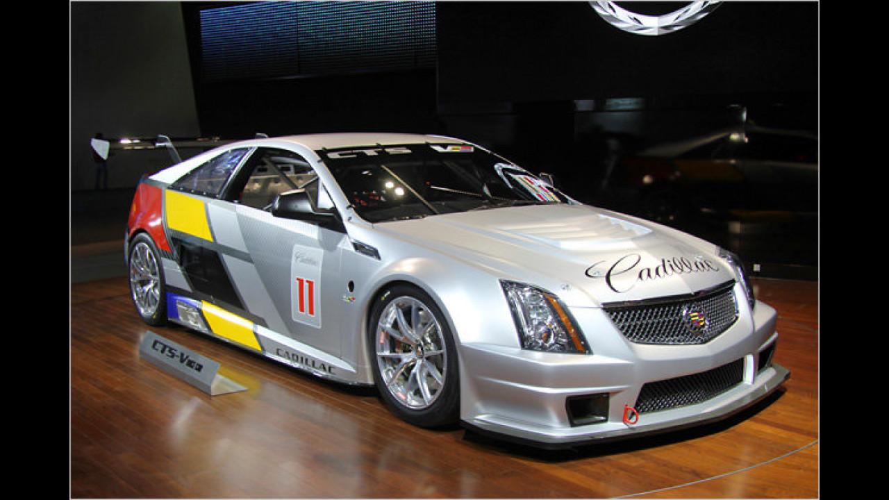 Cadillac CTS-V Coupé Racing