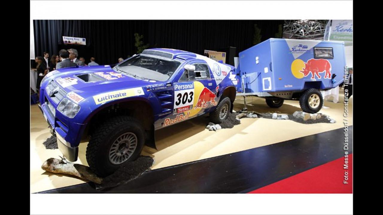 2010: VW Race Touareg 2