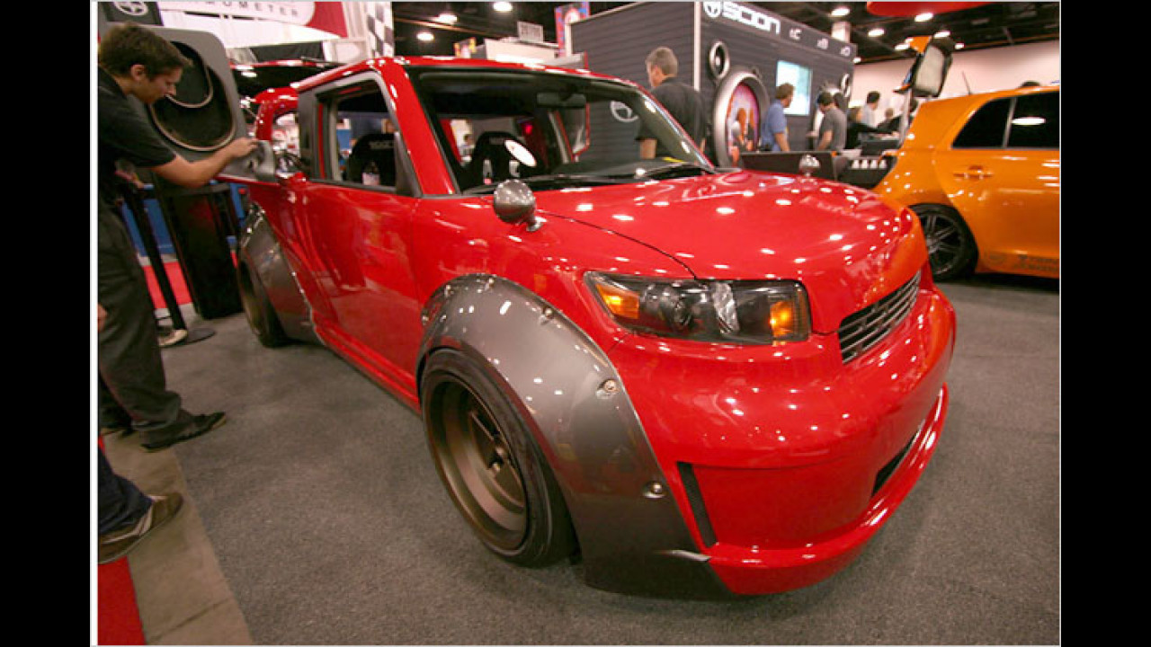 Scion xB 2.0 von Five Axis