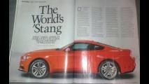 Vazou: este é o novo Mustang global que pode vir ao Brasil em 2016