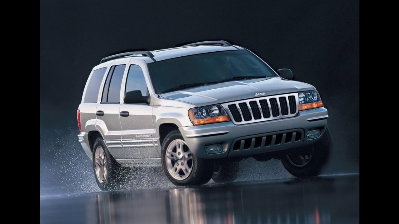 Jeep convoca Cherokee e Grand Cherokee no Brasil por falha no airbag