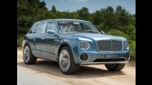 Bentley confirma luz verde para produção do SUV EXP9 F Concept