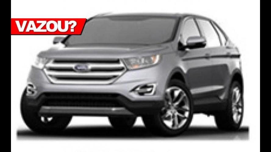 Novo Ford Edge 2015?