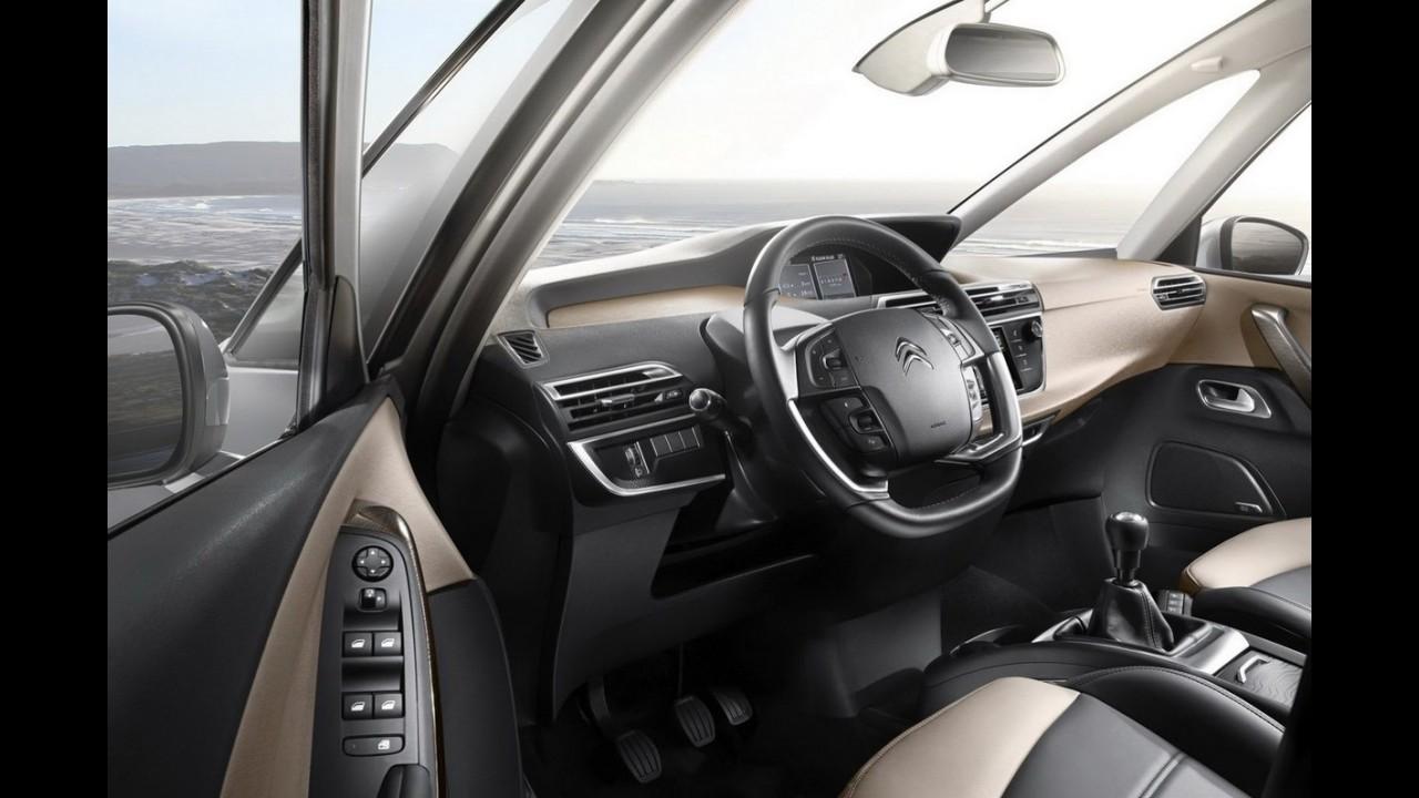 Galeria: Novo Citroën C4 Picasso tem mais fotos e detalhes