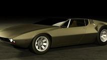 Mangusta is a 3D model 28.12.2011
