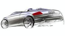 Audi TT Clubsport Quattro Revealed