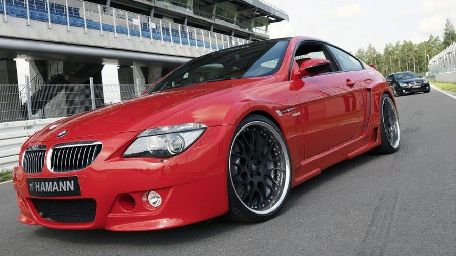 WCF Test Drive: Hamann BMW M6 Widebody