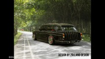Zolland Design Volvo Amazon Custom Wagon