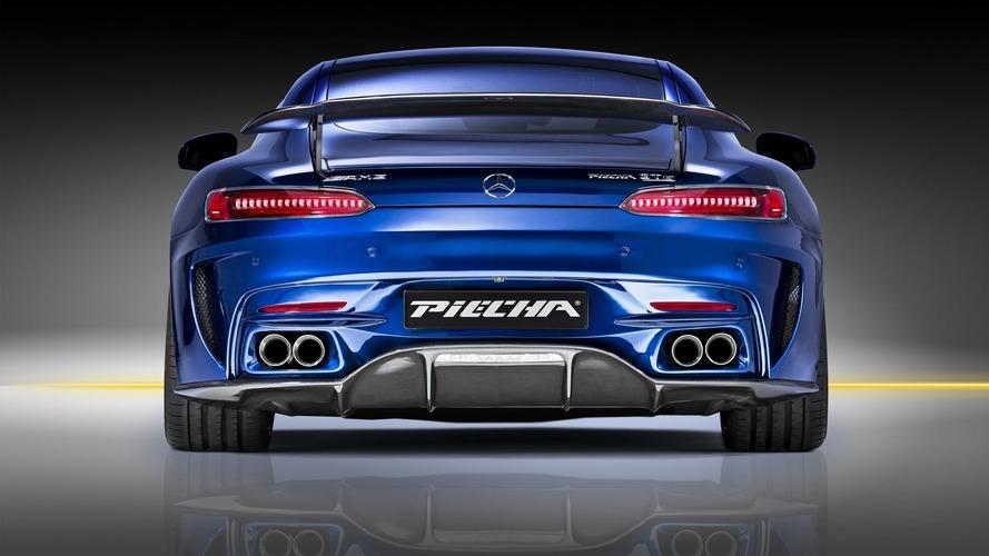Piecha imzalı Mercedes-AMG GT S