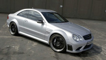 Kicherer Mercedes CLK63 AMG Black Edition