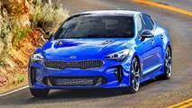 2018 Kia Stinger GT: First Drive