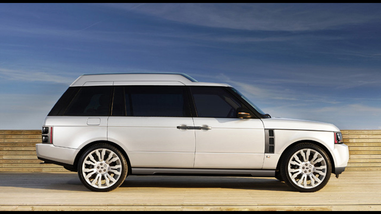 Design Q Q-VR Range Rover