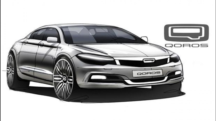 Qoros, una nuova auto cinese debutta a Ginevra