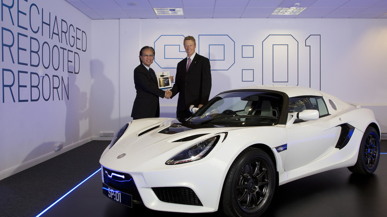 First Production Detroit Electric SP:01