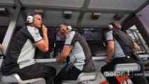 Sahara Force India F1 team crew