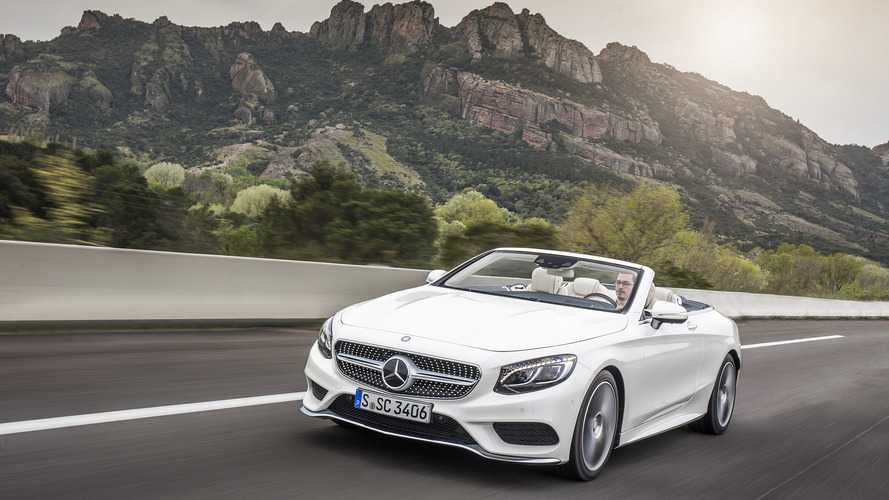 Mercedes-Benz S-osztály