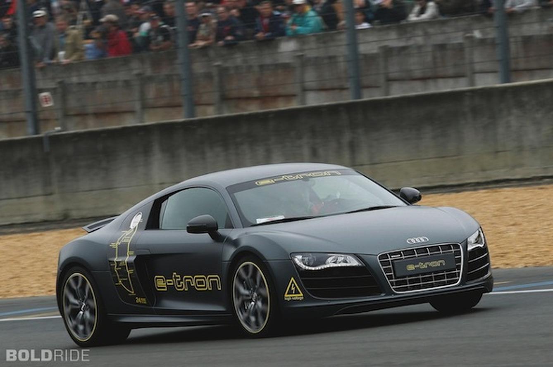 Audi Ditches R8 e-tron, Batteries to Blame