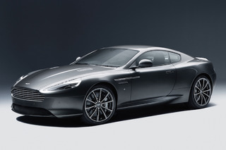 Aston Martin Just Built Its Fastest DB9 Ever