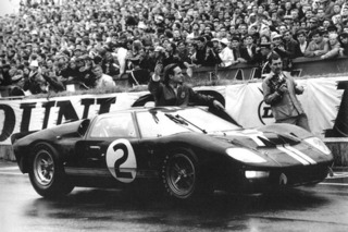 Restoring a Le Mans-Winning Ford GT40 is Hard Work