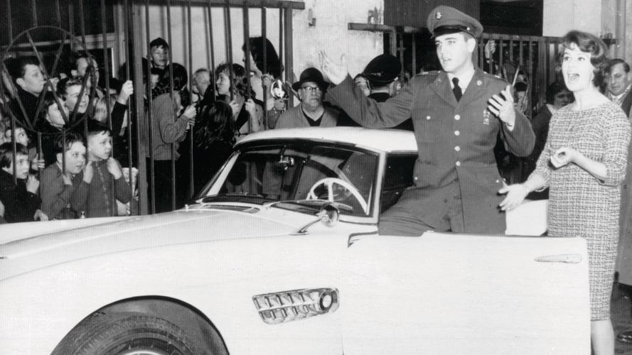 Elvis Presley's restored BMW 507 to debut at Pebble Beach