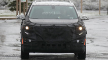 2018 GMC Terrain spy photos