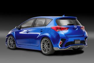 Scion iM Concept Brings Toyota Auris Stateside