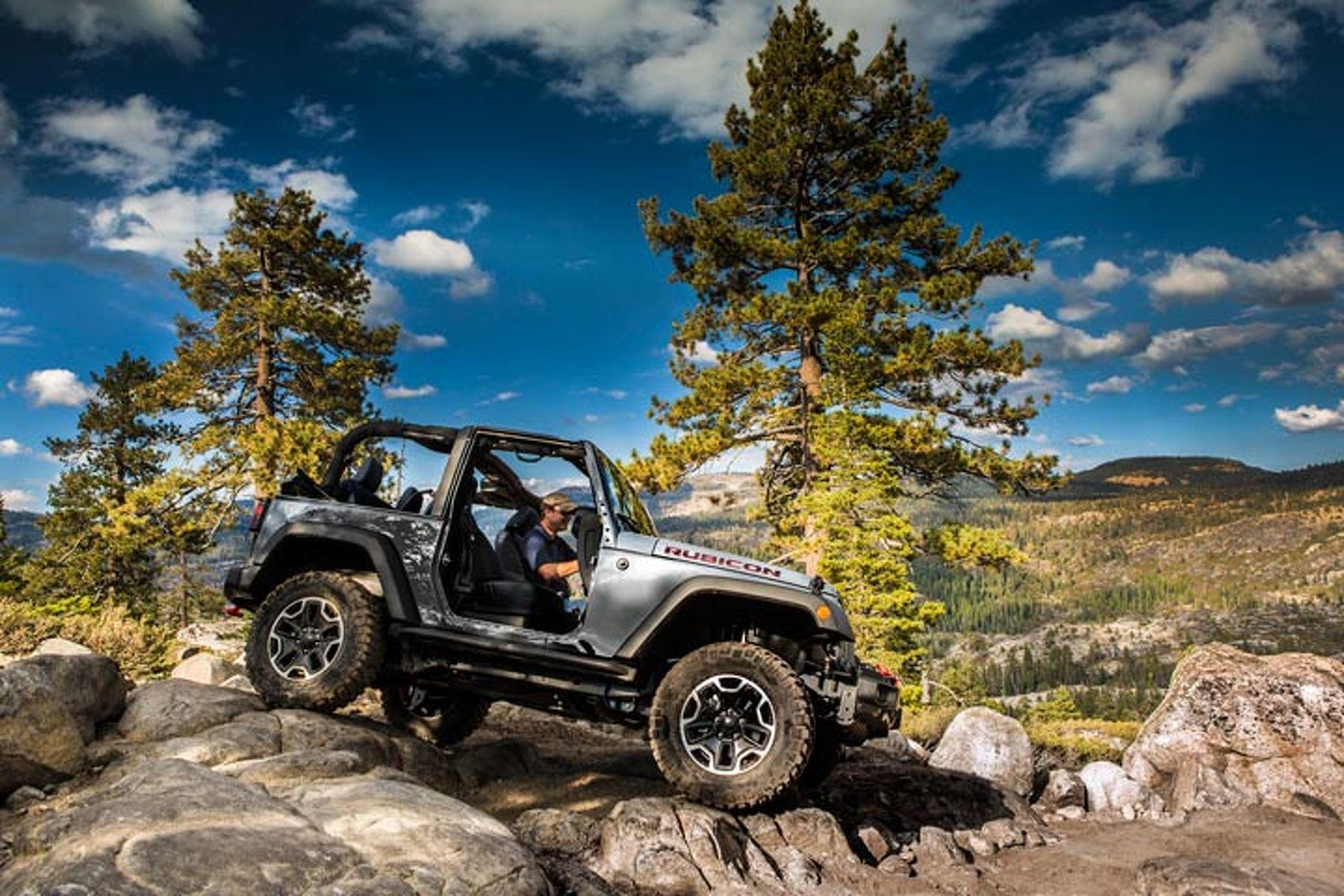 Next-Gen Jeep Wrangler Won't Go All Aluminum