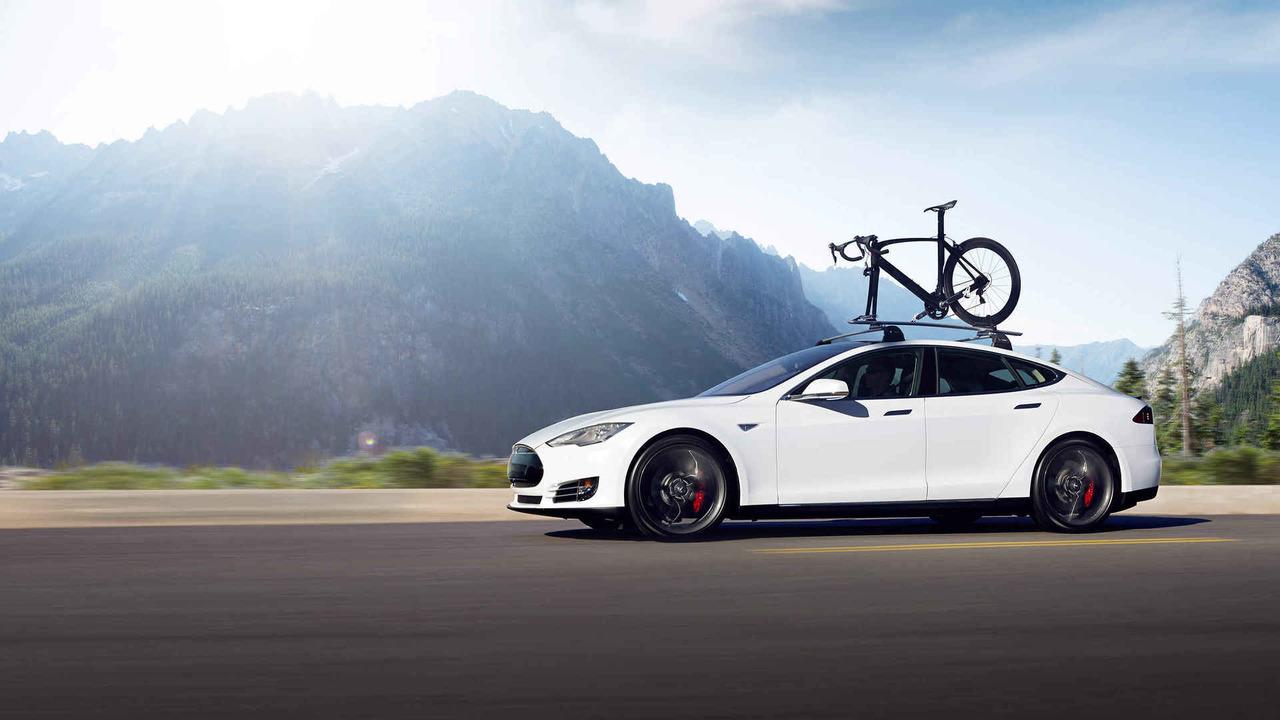 Tesla Model S submodel