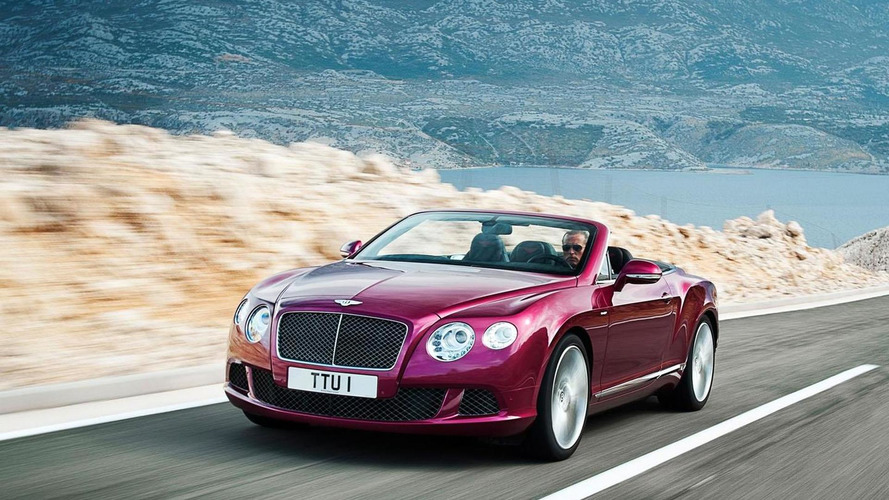 Continental GT Speed Cabriolet