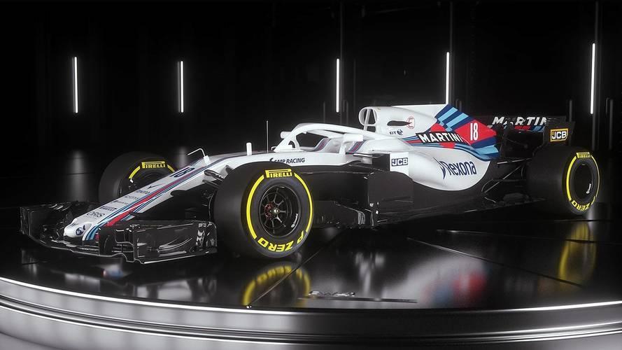 Williams Reveals Its 2018 Formula 1 Car