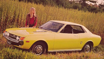 1970 first generation Toyota Celica