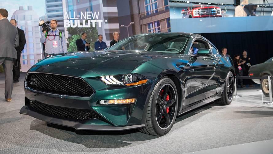Ford Mustang Bullitt retorna com