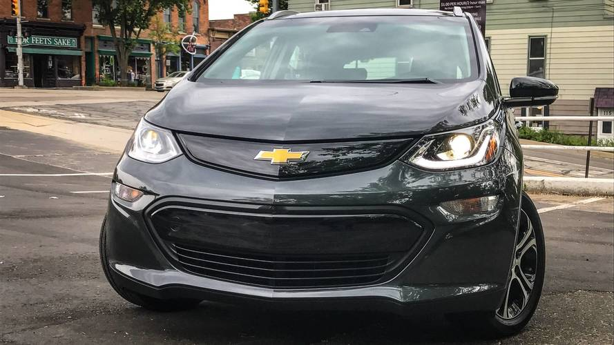 Chevrolet Bolt 2018
